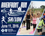 2016 BCBSM Riverfront Run