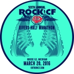 2016 Sixth Annual Rock CF Rivers Half Marathon and 5K
