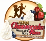 2018 Kona Cheesecake Run