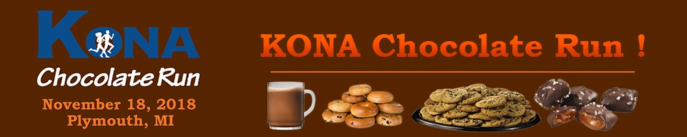 2018 Kona Chocolate Run Volunteer Signup