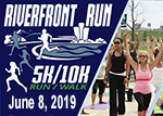 2019 Detroit Riverfront Run