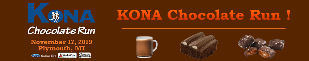 2019 Kona Chocolate Run Volunteer Signup