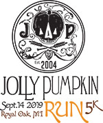 2019 Jolly Pumpkin Run (Royal Oak)