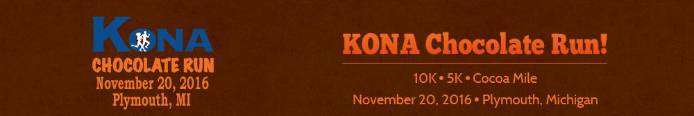 2016 Kona Chocolate Run Volunteer Signup