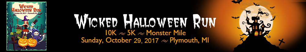 2017 Wicked Halloween Run Volunteer Signup