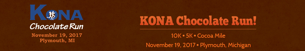 2017 Kona Chocolate Run Volunteer Signup