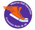 Inaugural Monroe Half Marathon, Friendship Relay and 5K