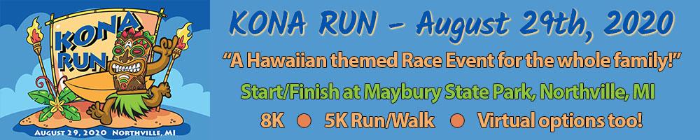 2020 Kona Run Volunteer Signup